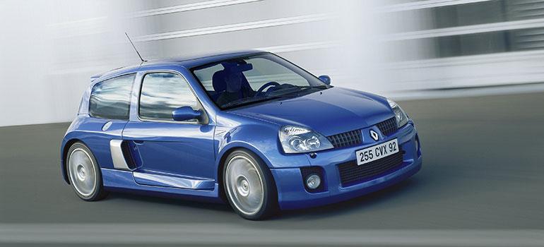 Clio Renault Sport V6: Klassiker des Tages bei AUTO BILD