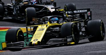 Drama in Spa und vier Punkte für Renault