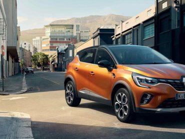 Fahrerassistenzsysteme im neuen Renault CAPTUR: hoher Komfort und Top-Sicherheit