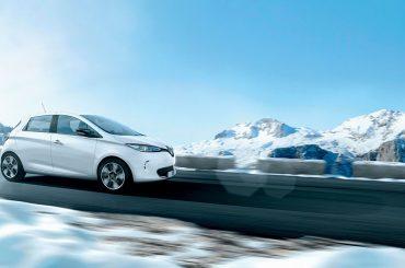 E-Auto im Winter: 7 Tipps auf einen Streich