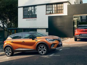 Fahrerassistenzsysteme im neuen Renault CAPTUR: Spurwechsel und Einparken leicht gemacht
