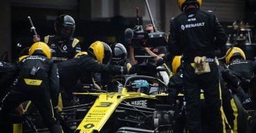 F1 Grand Prix von Mexiko: Rennen endet mit einem Knalleffekt