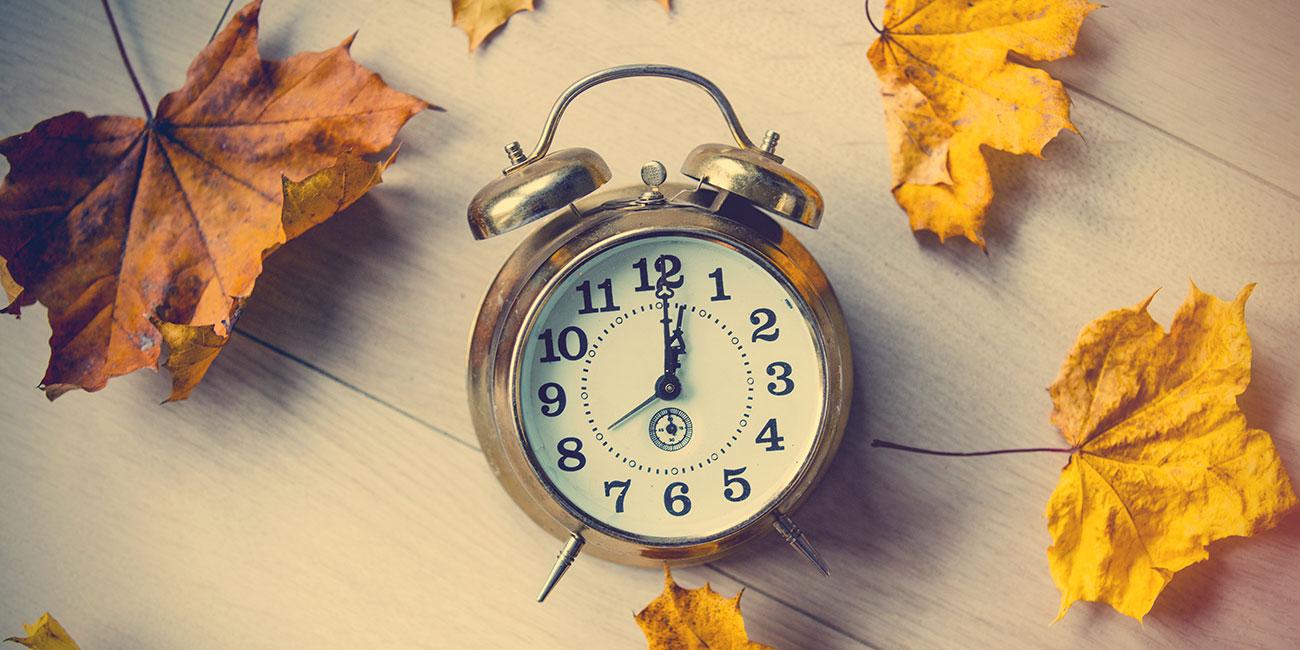 Zeitumstellung 2020: Am 24. Oktober beginnt die Winterzeit