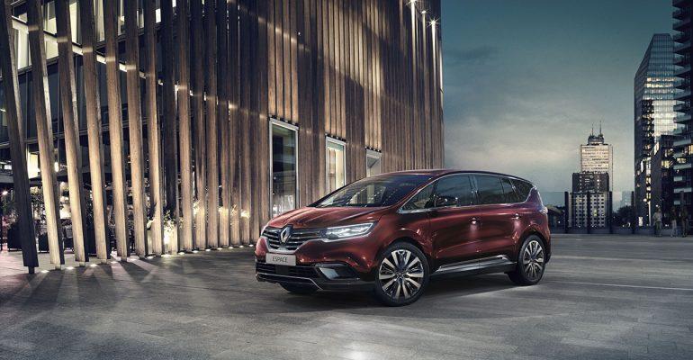 Renault ESPACE 2020: Jetzt mit neuen Assistenzsystemen, LED-Matrix-Licht & mehr