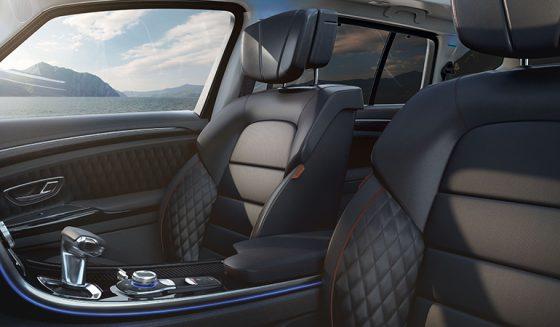 Renault Espace 2020 Innenraum