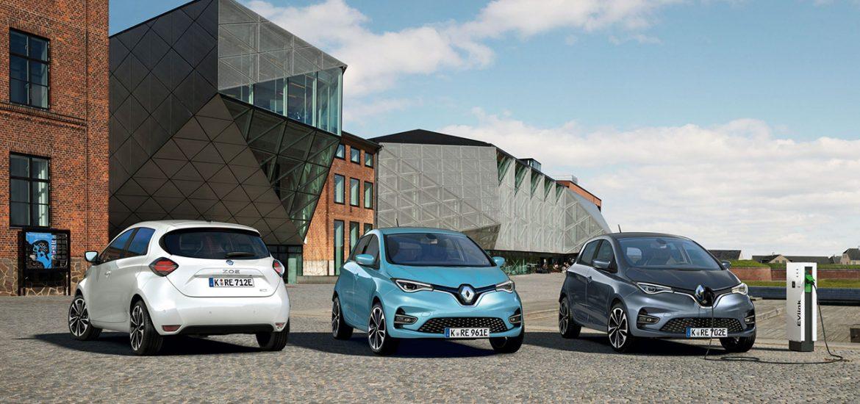 Neue MY Renault App mit Z.E. Vernetzte Services