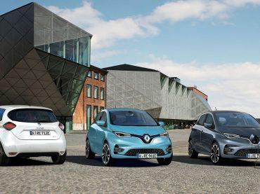 MY Renault App mit Z.E. Vernetzte Services: Top-Mehrwert für Elektroautos