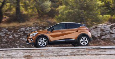 Euro NCAP: Neuer CAPTUR erzielt im Crashtest Bestnote von fünf Sternen