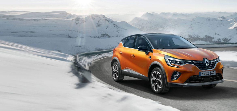 Neuer Renault CAPTUR: Premiere beim Renault Tag am 11. Januar