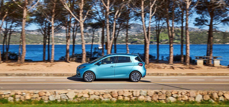 """Renault ZOE gewinnt die """"Auto Trophy"""""""