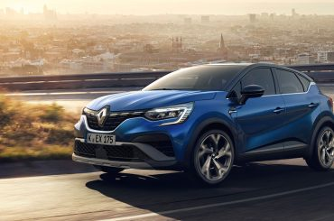 Renault CAPTUR: Crossover auch als Plug-in Hybrid und R.S. Line