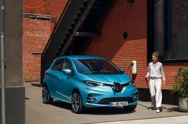 Renault ZOE ist erneut das meistgekaufte Elektroauto in Deutschland