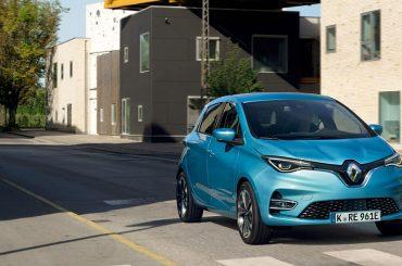 Elektroauto im Spezial-Einsatz: Der E-Pastor vertraut auf den Renault ZOE