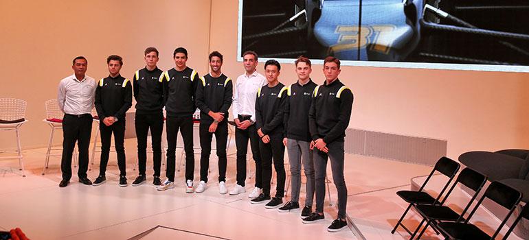 Renault F1 Team greift 2020 mit Daniel Ricciardo und Esteban Ocon an
