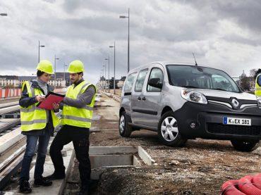 Leichte Nutzfahrzeuge: Renault Gruppe erzielt Verkaufsrekord in Deutschland