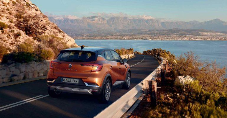 Auto-Restwert: Auto Bild kürt Renault CAPTUR zum Wertmeister 2020