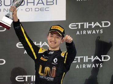 E-Sports: Renault Pilot Guanyu Zhou gewinnt ersten virtuellen Formel 1-Grand Prix