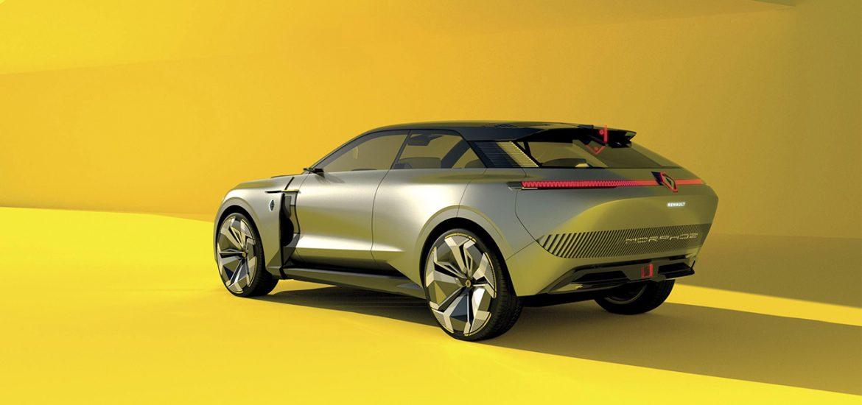 Concept Car Morphoz