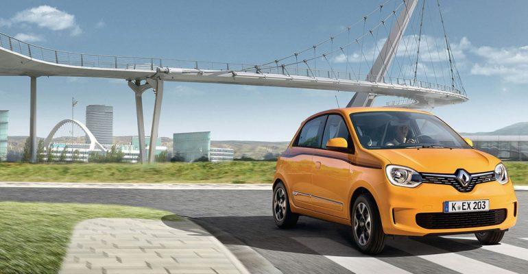 """Renault TWINGO im Test: """"fröhliches Klein-Raumschiff"""" mit quirligem Motor"""