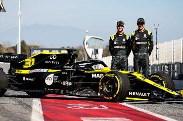 R.S.20: Das ist der neue Formel 1-Renner von Renault