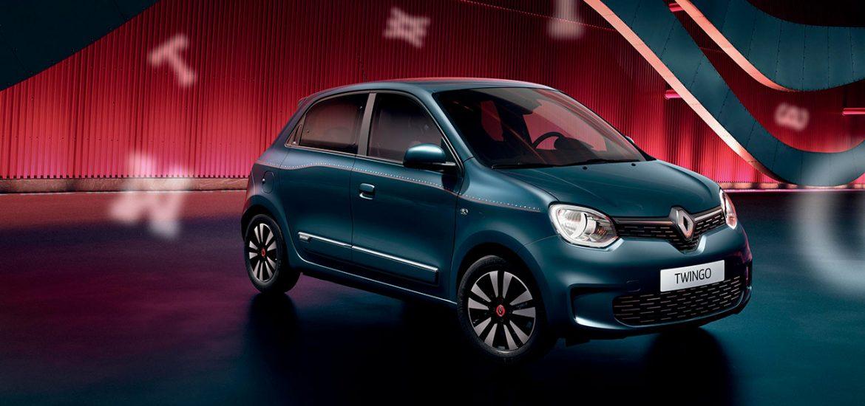 Renault Sondermodell TWINGO Signature