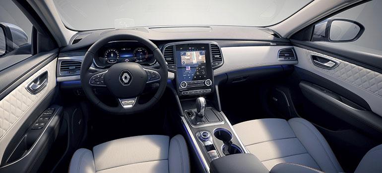 Renault TALISMAN Facelift 2020: noch sicherer, noch komfortabler