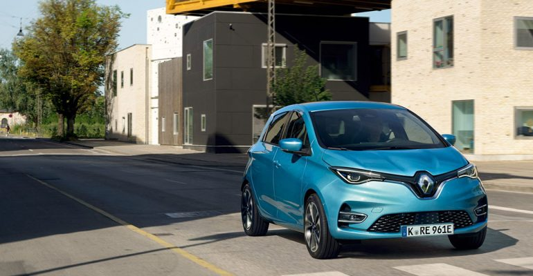 Renault ZOE im Test: Viel Lob von Auto Bild und Stern.de
