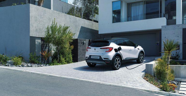 Innovativer Hybridantrieb: Renault CLIO, CAPTUR & MEGANE mit E-TECH Technologie