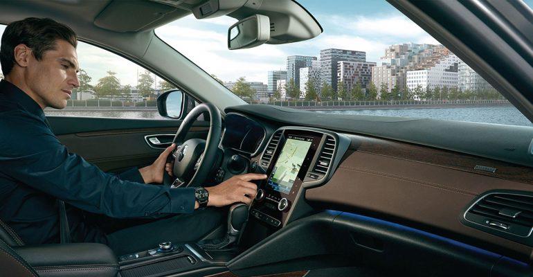 Renault EASY CONNECT: Konnektivität neu gedacht