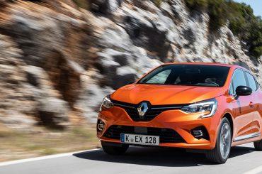 LPG-Antrieb: Renault CLIO und Renault CAPTUR jetzt auch mit Autogas