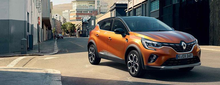 LPG-Antrieb: neuer Renault CLIO und Renault CAPTUR jetzt auch mit Autogas