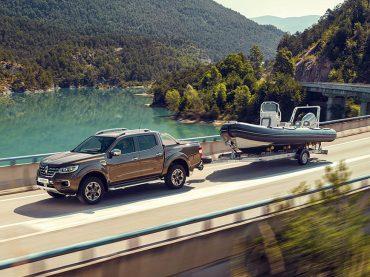 Renault ALASKAN: Pick-up mit mehr Nutzlast, moderner Konnektivität & mehr