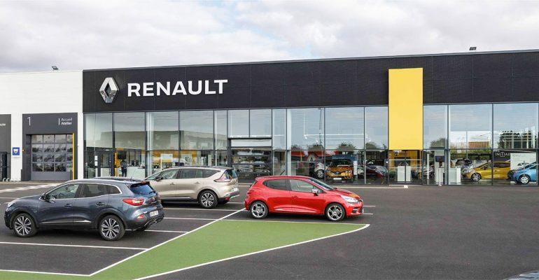 Ihre Renault Händler sind für Sie da – mit umfangreichen Hygienemaßnahmen