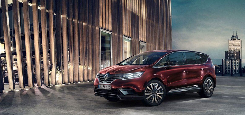 Renault ESPACE 2020 mit neuen Assistenzsystemen