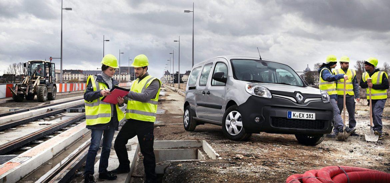 Nutzfahrzeug Renault KANGOO Rapid: vielseitige Allzweckwaffe