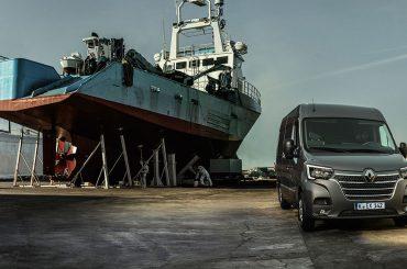 Renault MASTER präsentiert sich noch attraktiver und moderner