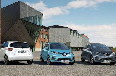 Elektroauto-Leasing für ADAC Mitglieder: Renault ZOE schon ab 99,- € pro Monat<sup>1</sup>
