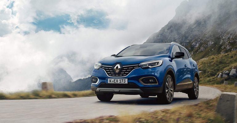 SUV-Vergleichstest: Renault KADJAR siegt bei der Auto Zeitung