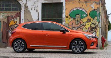 Sieger im Kleinwagen-Vergleichstest: der Renault CLIO TCe 100