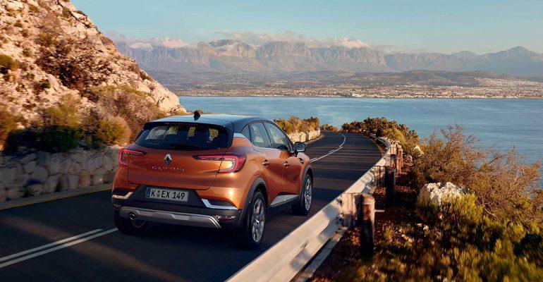 Crossover mit LPG: Renault CAPTUR TCe 100 LPG  im Fahrbericht