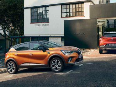 Neuer Renault CAPTUR gewinnt zwei Vergleichstests