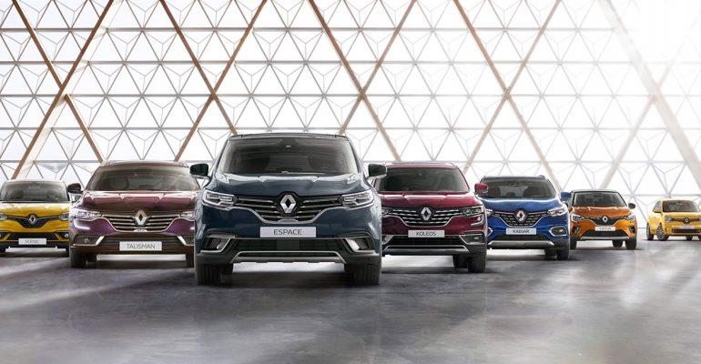 Renault senkt Mehrwertsteuer auf null Prozent