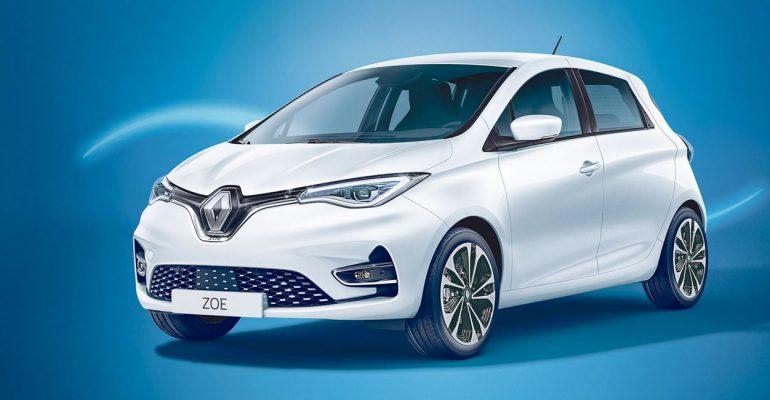 Elektroauto-Prämie: Bei Renault gibt's ab sofort bis zu 10.000 €