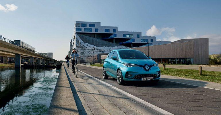 Renault ZOE im Test bei ADAC und efahrer.chip.de