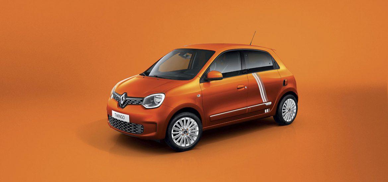 Renault Twingo Sondermodell Vibes
