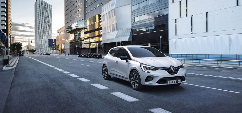 Clio Hybrid 2020