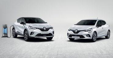 Hybridmodelle von Renault: Alle Infos auf einen Blick