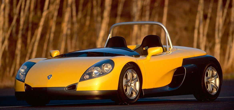 Spider Sportwagen