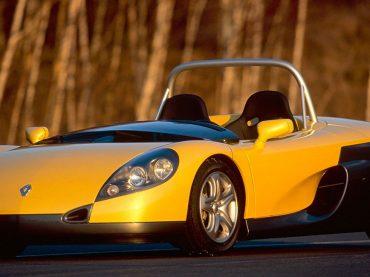 Sportwagen für Puristen: Der Renault Sport Spider wird 25