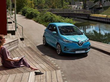 Elektroauto-Zulassungen: Renault verkauft in Europa mehr als 300.000 E-Autos<sup>1</sup>